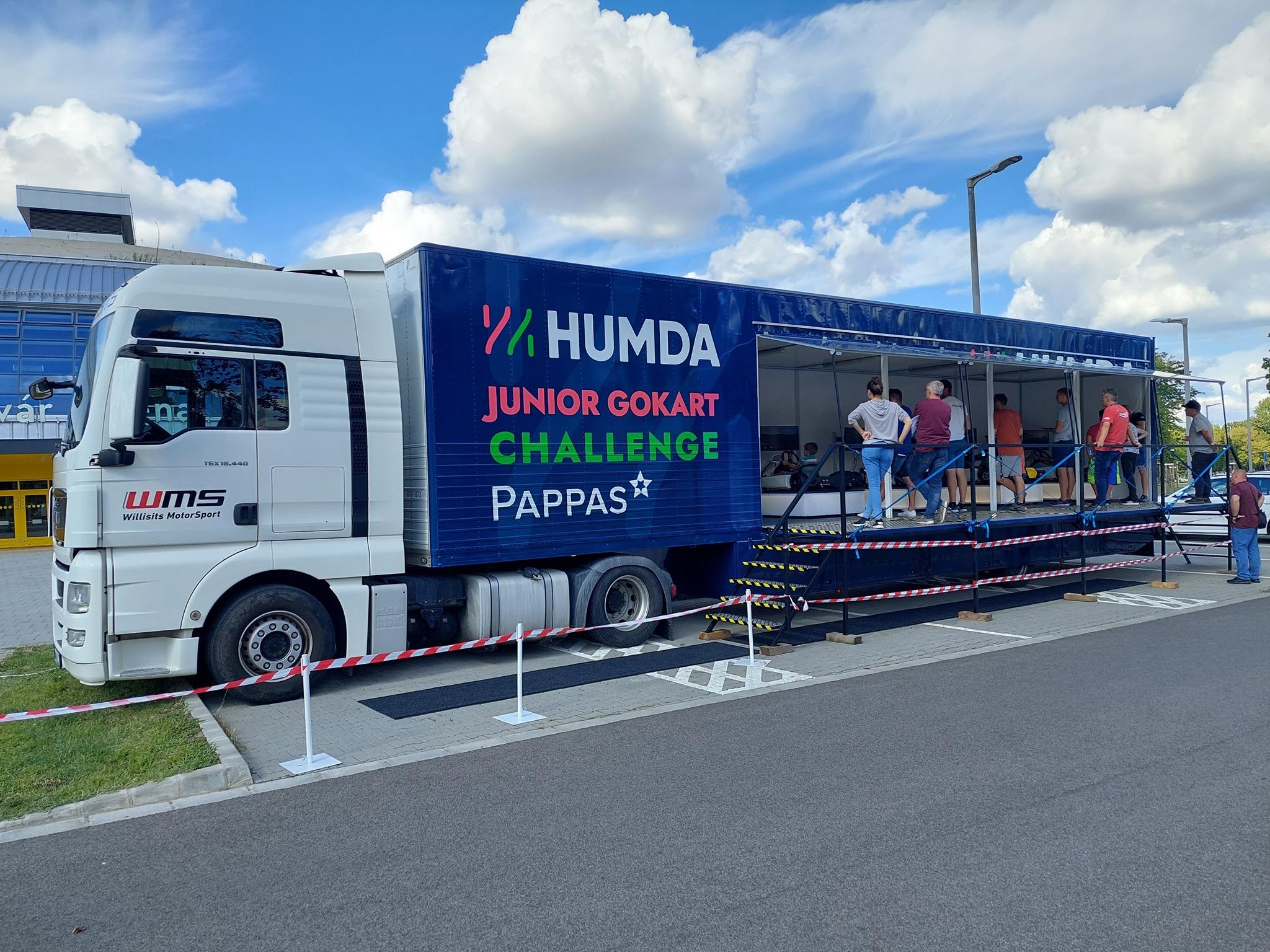 Kaposvár – HUMDA Junior Gokart Challenge