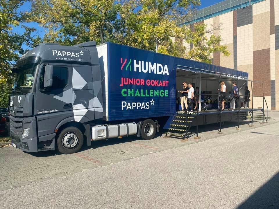 Győr – HUMDA Junior Gokart Challenge